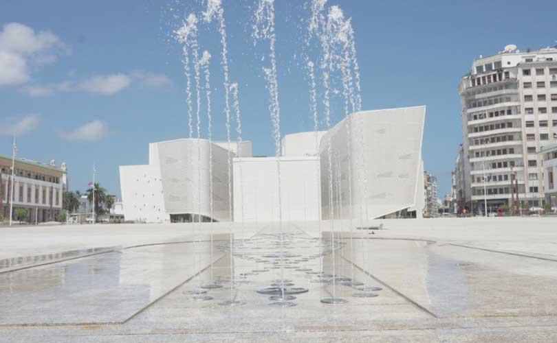 L'aménagement urbain, un art architectural